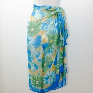 Swimsuit Cover-up/Wrap/Scarf